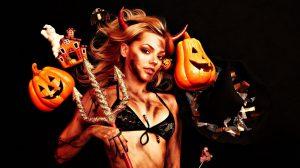 Хэллоуин в клубе Эгоист